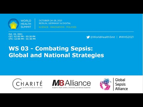 WS 03 - Combating Sepsis: Global and National Strategies