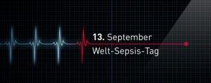 13. September ist Welt-Sepsis-Tag