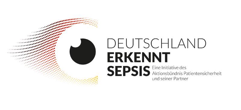 Logo Deutschland Erkennt Sepsis