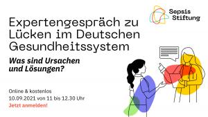 Bild: Expertengespräch zu Lücken im deutschen Gesundheitssystem